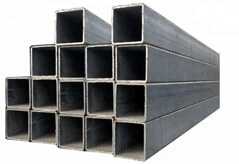 Carbon Steel 106 Gr. B Square Tubes