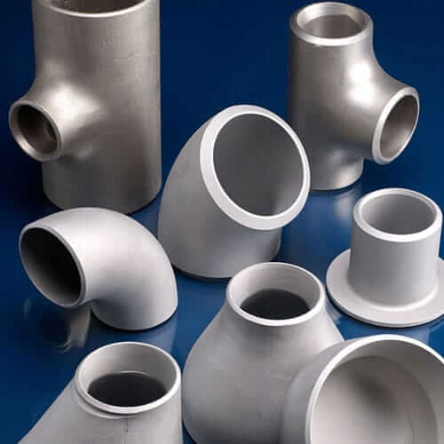 Duplex and Super Duplex Steel Pipe Fittings