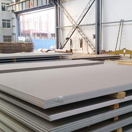 Duplex and Super Duplex Steel Sheets, Plates