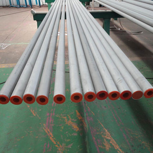 Duplex and Super Duplex Steel Tubes