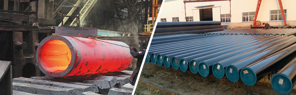 Low Temp. Carbon Steel  Pipes