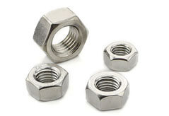 Super Duplex Steel Nuts